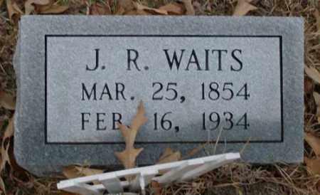 WAITS, J.R. - Saline County, Arkansas | J.R. WAITS - Arkansas Gravestone Photos