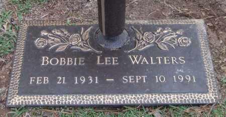WALTERS, BOBBIE LEE - Saline County, Arkansas | BOBBIE LEE WALTERS - Arkansas Gravestone Photos