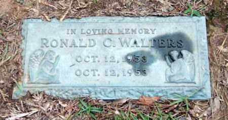 WALTERS, RONALD C. - Saline County, Arkansas   RONALD C. WALTERS - Arkansas Gravestone Photos