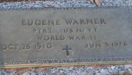WARNER (VETERAN WWII), EUGENE - Saline County, Arkansas   EUGENE WARNER (VETERAN WWII) - Arkansas Gravestone Photos