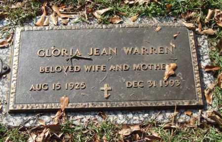 WARREN, GLORIA JEAN - Saline County, Arkansas | GLORIA JEAN WARREN - Arkansas Gravestone Photos
