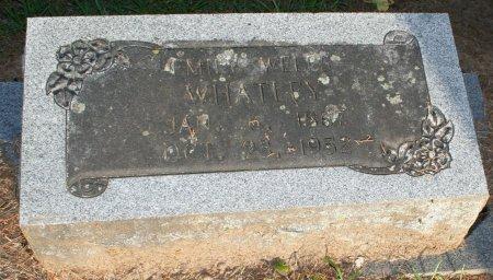 WHATLEY, EMILY - Saline County, Arkansas | EMILY WHATLEY - Arkansas Gravestone Photos