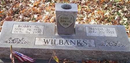 WILBANKS, BOBBY G - Saline County, Arkansas   BOBBY G WILBANKS - Arkansas Gravestone Photos