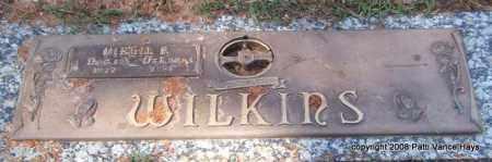 WILKINS, VIRGIL F. - Saline County, Arkansas   VIRGIL F. WILKINS - Arkansas Gravestone Photos