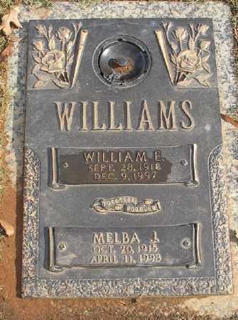 WILLIAMS, MELBA J. - Saline County, Arkansas | MELBA J. WILLIAMS - Arkansas Gravestone Photos