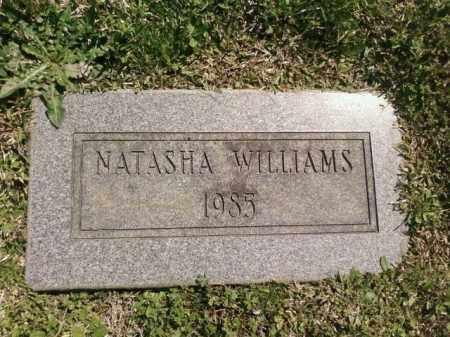 WILLIAMS, NATASHA - Saline County, Arkansas   NATASHA WILLIAMS - Arkansas Gravestone Photos
