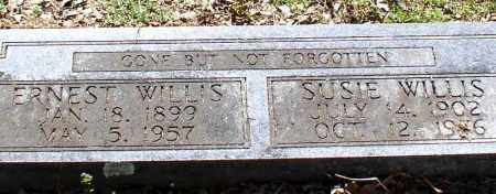 WILLIS, ERNEST - Saline County, Arkansas | ERNEST WILLIS - Arkansas Gravestone Photos