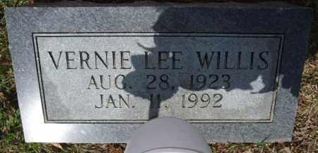 BURNETT WILLIS, VERNIE LEE - Saline County, Arkansas   VERNIE LEE BURNETT WILLIS - Arkansas Gravestone Photos
