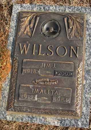 WILSON, IMALETA - Saline County, Arkansas | IMALETA WILSON - Arkansas Gravestone Photos