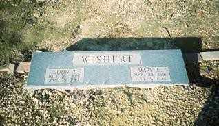 WISHERT, JOHN T. - Saline County, Arkansas | JOHN T. WISHERT - Arkansas Gravestone Photos