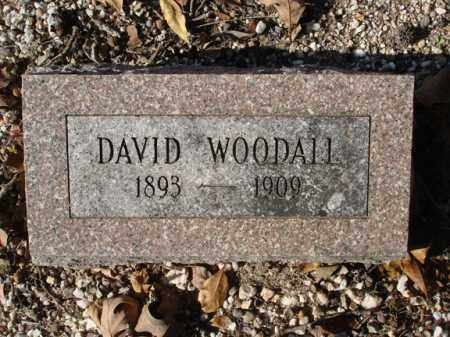 WOODALL, DAVID - Saline County, Arkansas   DAVID WOODALL - Arkansas Gravestone Photos