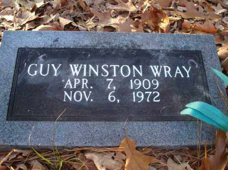 WRAY, GUY WINSTON - Saline County, Arkansas | GUY WINSTON WRAY - Arkansas Gravestone Photos