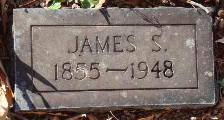 WRIGHT, JAMES S - Saline County, Arkansas | JAMES S WRIGHT - Arkansas Gravestone Photos