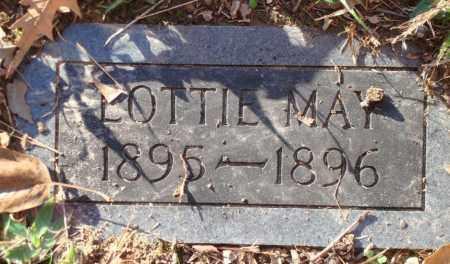 WRIGHT, LOTTIE MAY - Saline County, Arkansas | LOTTIE MAY WRIGHT - Arkansas Gravestone Photos