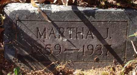WRIGHT, MARTHA J - Saline County, Arkansas | MARTHA J WRIGHT - Arkansas Gravestone Photos
