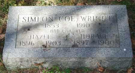 WRIGHT, HAZEL - Saline County, Arkansas | HAZEL WRIGHT - Arkansas Gravestone Photos