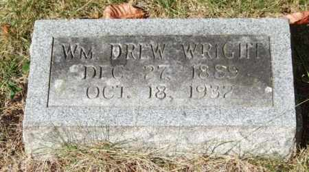 WRIGHT, WILLIAM DREW - Saline County, Arkansas | WILLIAM DREW WRIGHT - Arkansas Gravestone Photos