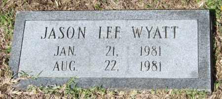 WYATT, JASON LEE - Saline County, Arkansas | JASON LEE WYATT - Arkansas Gravestone Photos