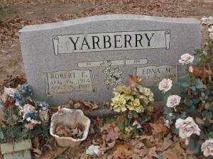 YARBERRY, ROBERT E. - Saline County, Arkansas | ROBERT E. YARBERRY - Arkansas Gravestone Photos