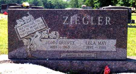 SHOCKLEY ZIEGLER, LELA MAY - Saline County, Arkansas | LELA MAY SHOCKLEY ZIEGLER - Arkansas Gravestone Photos