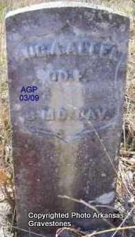 ALLEN  (VETERAN UNION), AUG A - Scott County, Arkansas   AUG A ALLEN  (VETERAN UNION) - Arkansas Gravestone Photos