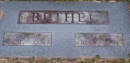 BETHEL, CLAUDE - Scott County, Arkansas | CLAUDE BETHEL - Arkansas Gravestone Photos