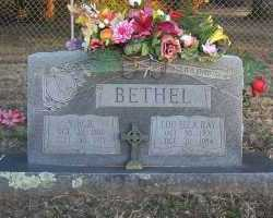 BETHEL, LOU ELLA - Scott County, Arkansas | LOU ELLA BETHEL - Arkansas Gravestone Photos