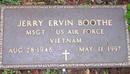 BOOTHE  (VETERAN VIET), JERRY ERVIN - Scott County, Arkansas | JERRY ERVIN BOOTHE  (VETERAN VIET) - Arkansas Gravestone Photos