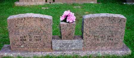 BROOMFIELD, NANCY E - Scott County, Arkansas | NANCY E BROOMFIELD - Arkansas Gravestone Photos