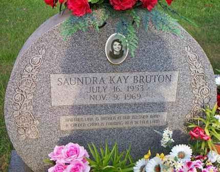 BRUTON, SAUNDRA KAY - Scott County, Arkansas | SAUNDRA KAY BRUTON - Arkansas Gravestone Photos