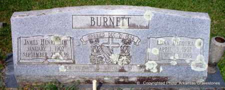 "BURNETT, JAMES HENRY ""JIM"" - Scott County, Arkansas 