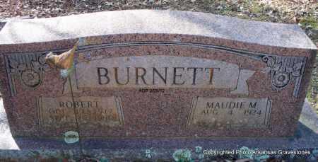 BURNETT, ROBERT - Scott County, Arkansas | ROBERT BURNETT - Arkansas Gravestone Photos