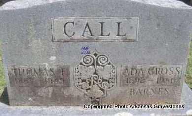 BARNES, ADA - Scott County, Arkansas | ADA BARNES - Arkansas Gravestone Photos