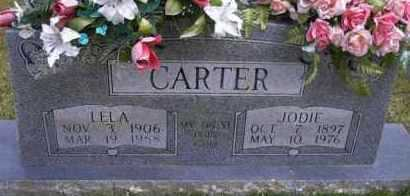 CARTER, LELA - Scott County, Arkansas | LELA CARTER - Arkansas Gravestone Photos