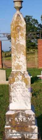 CASEY, JESSIE L - Scott County, Arkansas   JESSIE L CASEY - Arkansas Gravestone Photos