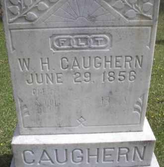 CAUGHERN, W  H - Scott County, Arkansas | W  H CAUGHERN - Arkansas Gravestone Photos