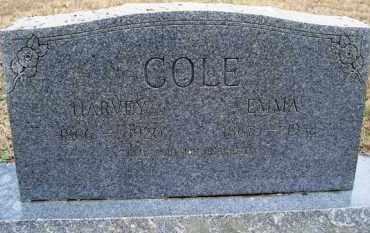 COLE, EMMA - Scott County, Arkansas | EMMA COLE - Arkansas Gravestone Photos