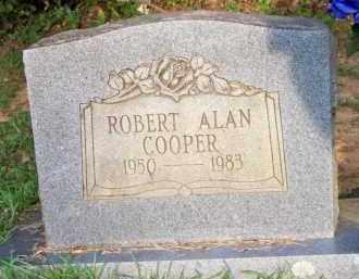 COOPER, ROBERT ALAN - Scott County, Arkansas | ROBERT ALAN COOPER - Arkansas Gravestone Photos