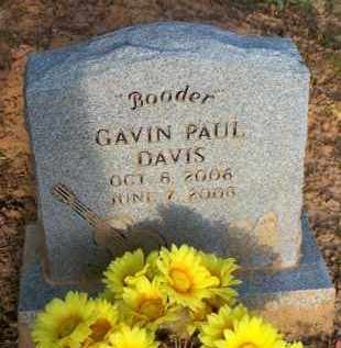 "DAVIS, GAVIN PAUL  ""BOODER"" - Scott County, Arkansas   GAVIN PAUL  ""BOODER"" DAVIS - Arkansas Gravestone Photos"