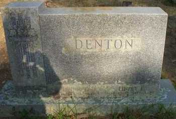 DENTON, JENNIE G - Scott County, Arkansas | JENNIE G DENTON - Arkansas Gravestone Photos