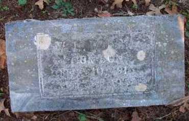 DOYEL, W  L - Scott County, Arkansas | W  L DOYEL - Arkansas Gravestone Photos