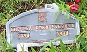 ESCOBAR, CHELSEA LYNN - Scott County, Arkansas | CHELSEA LYNN ESCOBAR - Arkansas Gravestone Photos