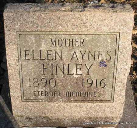 FINLEY, ELLEN - Scott County, Arkansas | ELLEN FINLEY - Arkansas Gravestone Photos