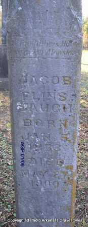 FLINSBAUGH, JACOB - Scott County, Arkansas | JACOB FLINSBAUGH - Arkansas Gravestone Photos
