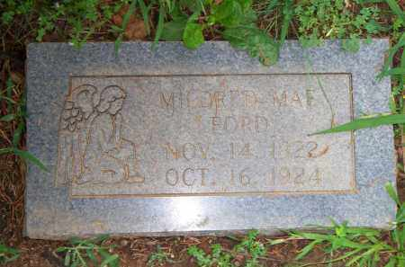 FORD, MILDRED MAE - Scott County, Arkansas | MILDRED MAE FORD - Arkansas Gravestone Photos