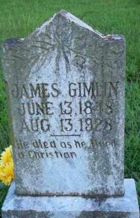 GIMLIN, JAMES - Scott County, Arkansas | JAMES GIMLIN - Arkansas Gravestone Photos