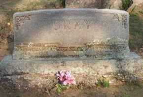 GRAY, THOMAS MADISON - Scott County, Arkansas | THOMAS MADISON GRAY - Arkansas Gravestone Photos