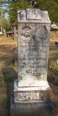 GRAY, T  PRESTON - Scott County, Arkansas | T  PRESTON GRAY - Arkansas Gravestone Photos