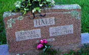 HALE, LIZZIE - Scott County, Arkansas | LIZZIE HALE - Arkansas Gravestone Photos