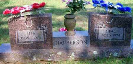 HARBERSON, ELIA - Scott County, Arkansas   ELIA HARBERSON - Arkansas Gravestone Photos